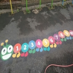 Thermoplastic Play Area Markings in Accrington 9