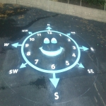 Educational Playground Markings 10