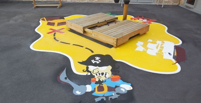 Creche Play Area Games in Herefordshire